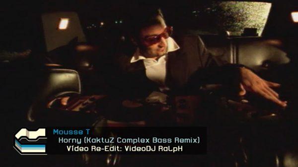 Mousse T - Horny (KaktuZ Complex Bass Remix)