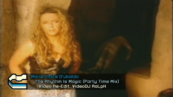 Marie Claire D'ubaldo - The Rhythm Is Magic (Party Time Mix)