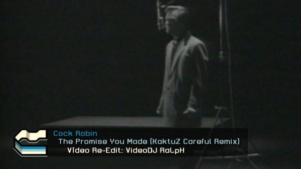 Cock Robin - The Promise You Made (KaktuZ Careful Remix)