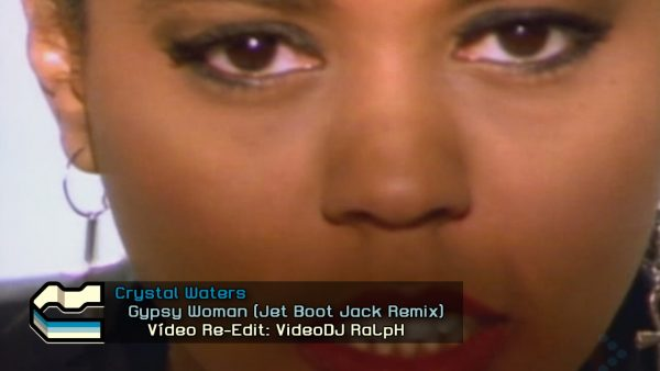 Crystal Waters - Gypsy Woman (Jet Boot Jack Remix)