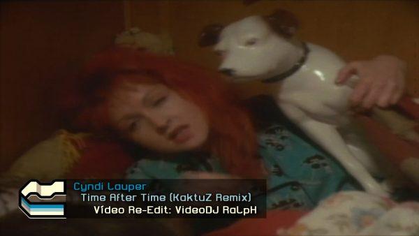 Cyndi Lauper - Time After Time (KaktuZ Remix)