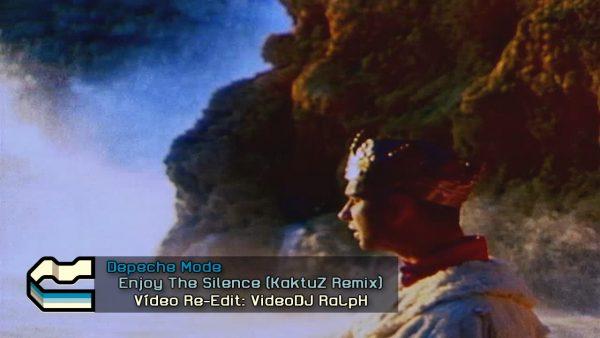 Depeche Mode - Enjoy The Silence (KaktuZ Remix)