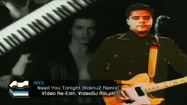 INXS - Need You Tonight (KaktuZ Remix)