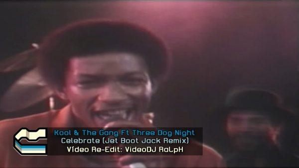 Kool & The Gang Ft Three Dog Night - Celebrate