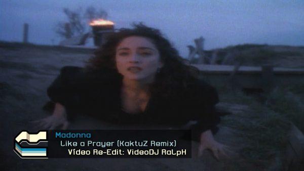 Madonna - Like a Prayer (KaktuZ Remix)