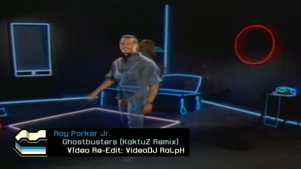 Ray Parker Jr. - Ghostbusters (KaktuZ Remix)