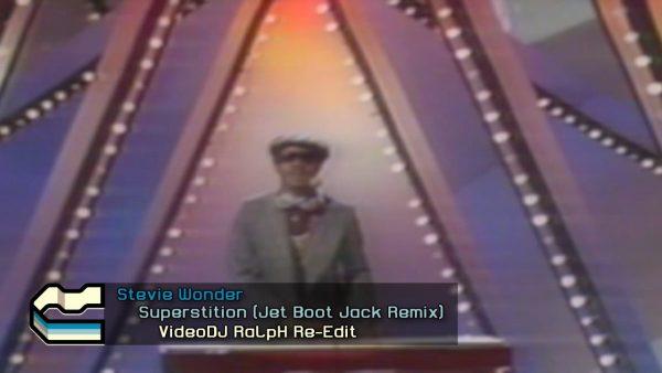 Stevie Wonder - Superstition (Jet Boot Jack Remix)