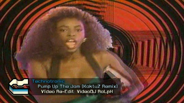 Technotronic - Pump Up The Jam (KaktuZ Remix)