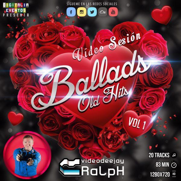 VideoDJ RaLpH - Ballads Old Hits Vol 1