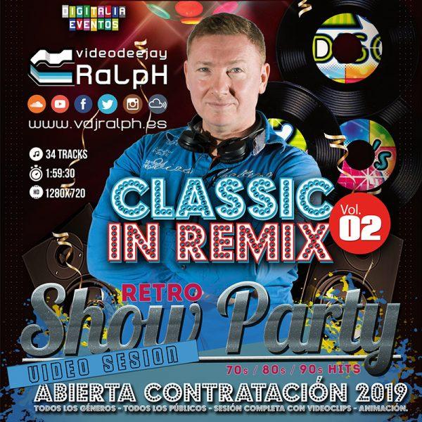 VideoDJ RaLpH - Classic in Remix Vol 02