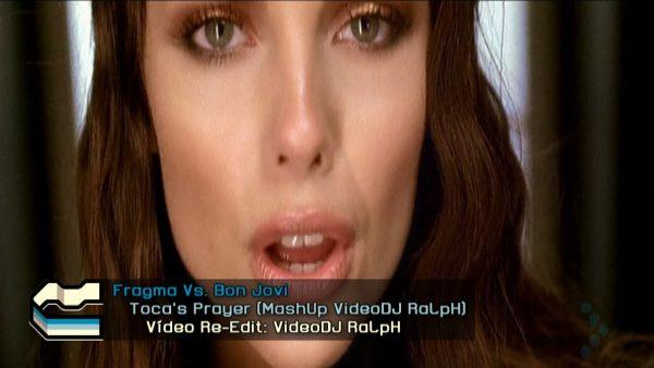 Fragma Vs Bon Jovi - Tocas Prayer