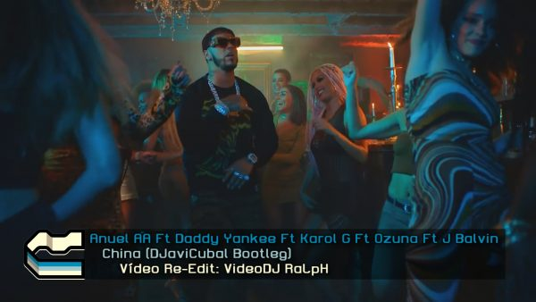 Anuel AA Ft Daddy Yankee Ft Karol G Ft Ozuna Ft J Balvin - China