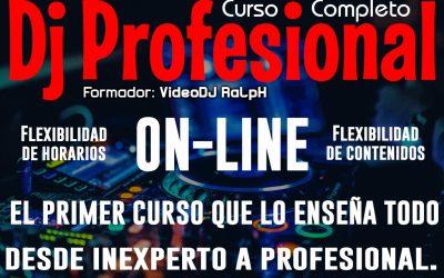 Curso DJ Profesional Completo On Line