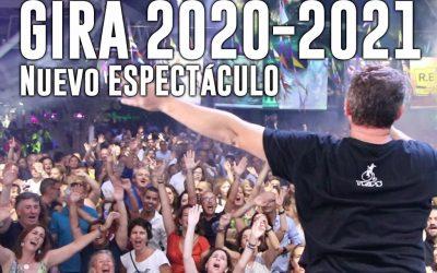 Nuevo Espectáculo 2020-2021