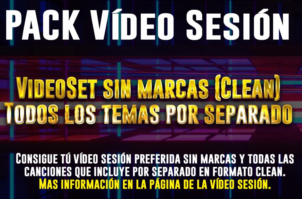 Pack Vídeo Sesión