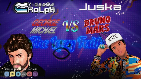 George Michael Vs Bruno Mars - The Lazy Faith (VideoDJ RaLpH & Juska Mashup)
