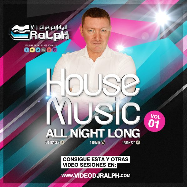 House Music All Night Long Vol 01