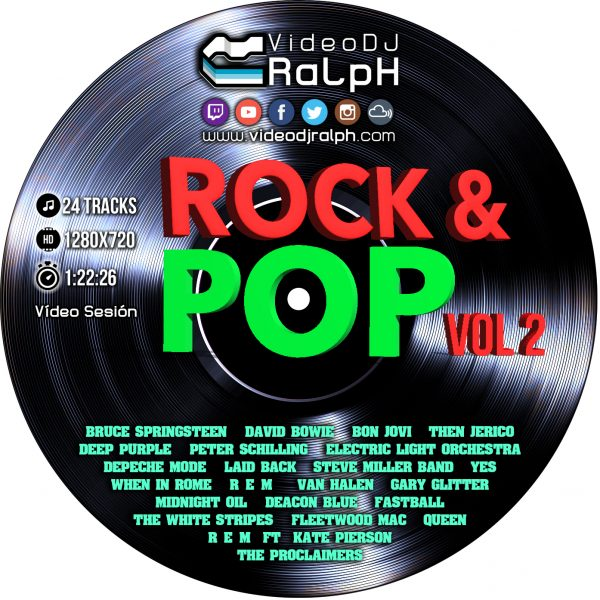 VideoDJ Ralph - Rock and pop v2
