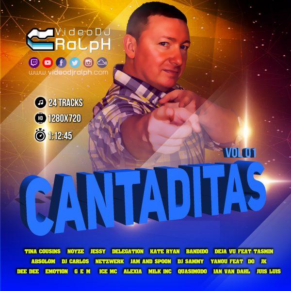 VideoDJ RaLpH - Cantaditas Vol 01