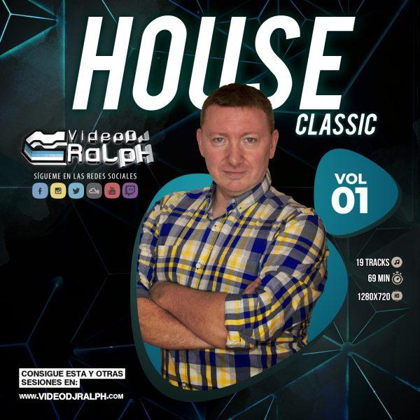 VideoDJ RaLpH - House Classic Vol 01