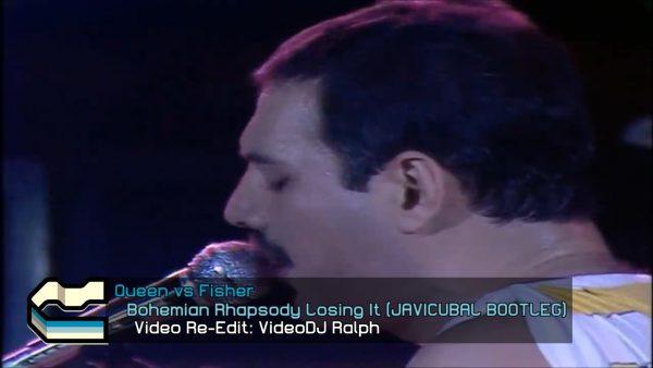Queen vs Fisher - Bohemian Rhapsody Losing It [VideoDJ RaLpH] [JAVICUBAL BOOTLEG]