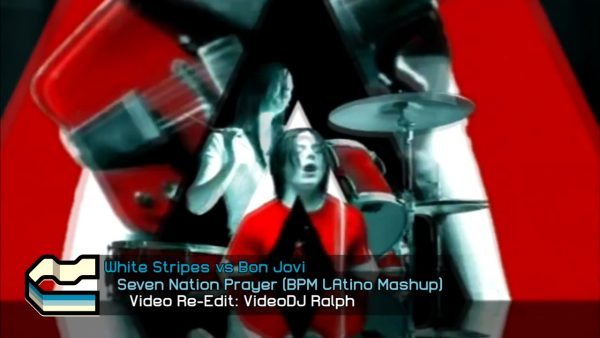 White Stripes vs Bon Jovi - Seven Nation Prayer