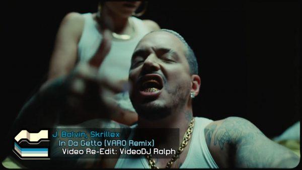 J. Balvin, Skrillex - In Da Getto (VARO Remix)